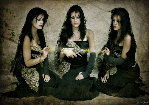 Οι τρεις μοίρες