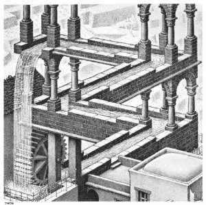 Έσερ Σκάλες-Υδραγωγείο
