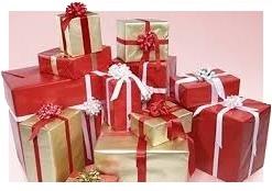 Εικόνα Χριστουγεννιάτικα Δώρα