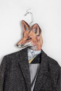 Εικόνα Αλεπού στο κρεμαστάρι