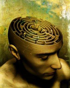 Εικόνα Λαβύρινθος το μυαλό του ανθρώπου