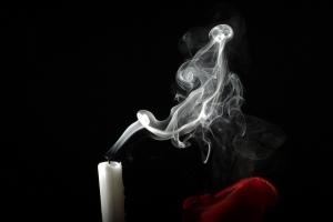 Εικόνα Σβησμένο Κερί