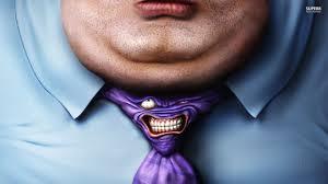 στενή γραβάτα